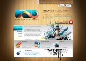 Ulladulla Web Design by scottrichardson