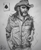 Lemmy Kilmister by tomasoverbai