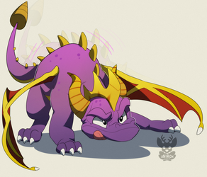 Spyro is redi by xNIR0x