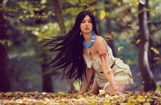 Color of the wind by Biseuse