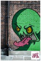 Create Digital Street Art In Adobe Photoshop by tastytuts