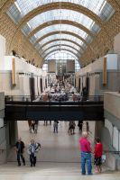 Musee d'Orsay by sequential