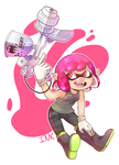 Inkling by HeavenlyDio
