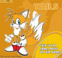 Miles Tails Prower by Knuckz