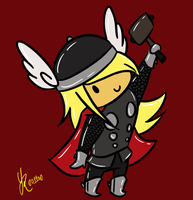 Thor by Budgies