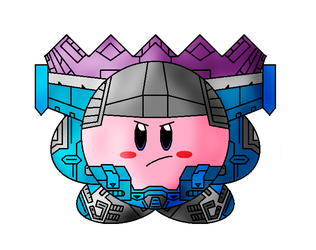 Kirbyformers 2 HD: Dreadwind (Universe 2.0) by Kirby-Force