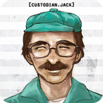 NPC: Custodian Jack by vtas