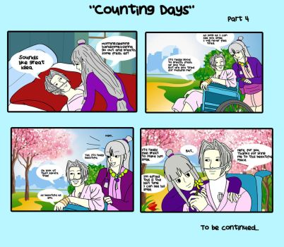 Counting Days comic - part 4 by allamandaphotography