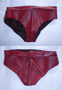 Spartan Panties by moiramctaggart