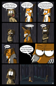 Chapter 2 (25/28) by RonRaccoon