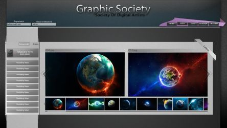 Image Viewer Templates by curtisblade