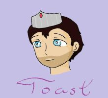 Johnny Toast by Ahtilak