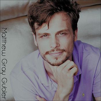 Matthew Gray Gubler by NessaSotto