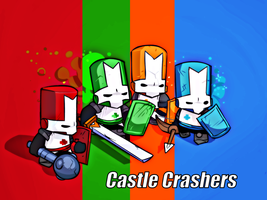Castle Crashers by Myth01