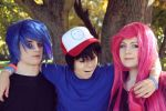 The Gang 3 [Japanoschlampen Cosplay] by IdyllsEndforever