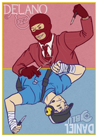TF2 Rivals Card 2 by DigitalDuckie