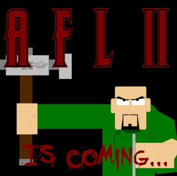 AFL II Poster 2 by thejoeysabo