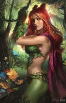 Poison Ivy by JoshBurns
