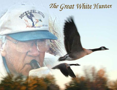 The Great White Hunter by E12