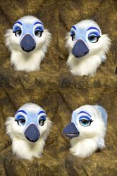 Sapphire the Jay by temperance