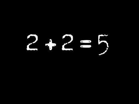2+2 equals 5 by anubis9