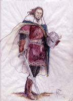 Anglo-Saxon by Timothy-Works