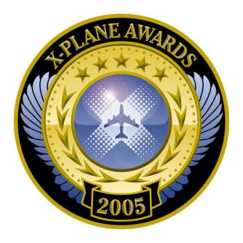X-Plane Awards Logo by 6seven