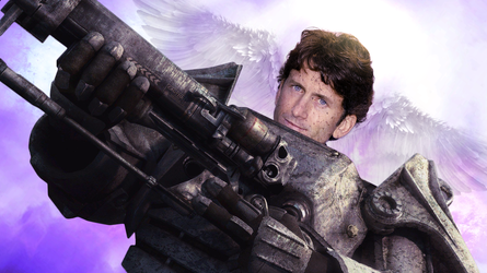 Godd Howard by bulletreaper117