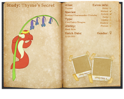 Thyme's Secret by LadyPipen