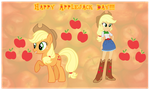 Applejack Day by AndoAnimalia
