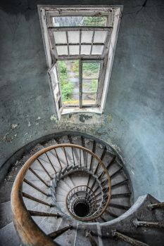 abbey stairs II by schnotte