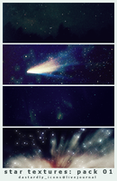 Star Textures: Pack 01 by dastardly-icons