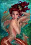 Mermaid by EstherPuche-Art