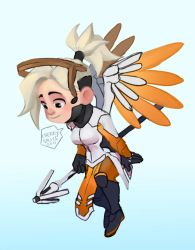 Overwatch: Helpful Bai by cherrysplice