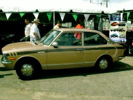 1974 Toyota Corolla by Mister-Lou