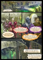 One path. Page 1 by Ronamis