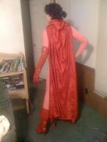 Scarlet Witch WIP-- Back by Miss-Marquin