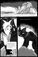 Shadow claw vs Shadow frost finale manga page 3 by ShadowClawZ