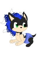 A infinite x Sonic fan baby forCount-Toon # 3 by spiritumiracle