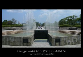 Peace park of Nagasaki by Lou-NihonWa