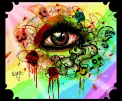 Eye See All by bethwhowishes