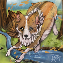 Leaping Fox - Base for Sale by SurefootDesigns