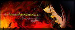 :The Assassin Comic Banner: One by SafireCreations