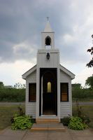 The Tiniest Chapel in Canada? by GlassHouse-1