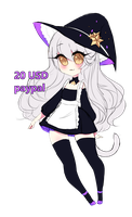 Adopt|10 USD Paypal only! | CLOSED by Yunamishi