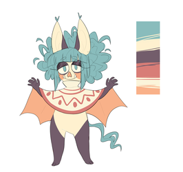 bat babe by catergiest