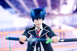 Ao No Exorcist: Rin Okumura by Smexy-Boy