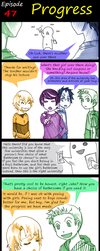 Aw Dude...Episode 47 [Progress] by AmukaUroy
