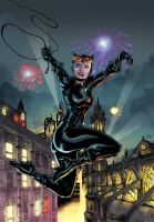 catwoman by sonicboom35
