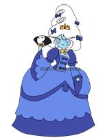 Rococo Ice Queen by Luna-Akari
